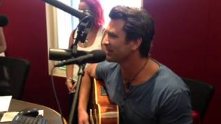 Pete Murray live 92.5 gold fm