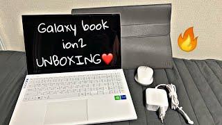 삼성 갤럭시북 이온2 언박싱 | 노트북 액세서리 | 로…