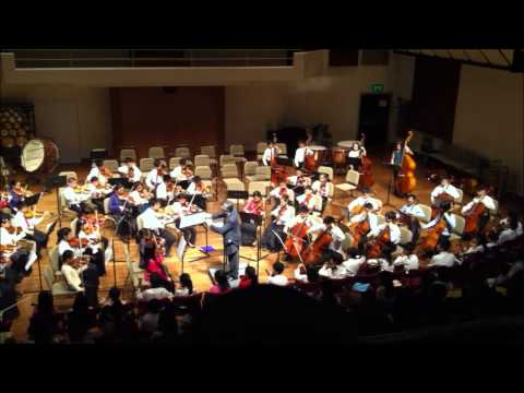 Hong Kong Academy Performing Arts (Repertoire Ensemble) 2012