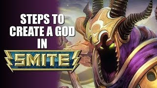 Making a God in Smite (Hi-Rez Studios Tour)