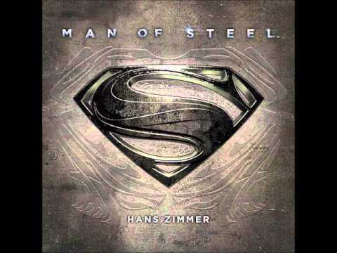 hans zimmer - man of steel - main theme