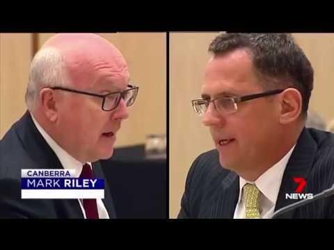 Qld LNP senators attack Solicitor-General Justin Gleeson