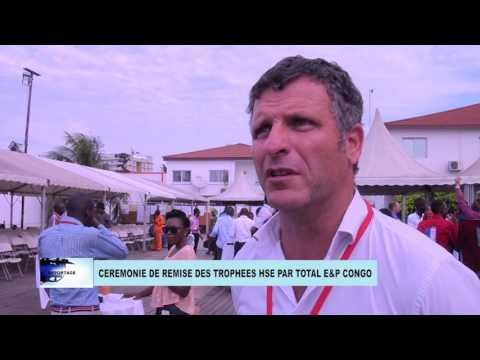 REPORTAGE TOTAL E&P CONGO