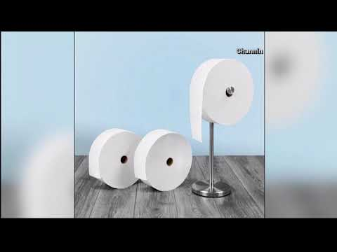 Kevin Campbell - Charmin's New Forever Roll Will Last An Entire Month!