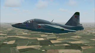 Су-39  Летающий танк. Новейшие боевые самолеты России.