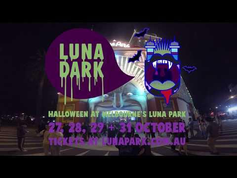 Luna Dark 2017 - Melbourne's Biggest Halloween costume party!