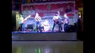 "Sons Of Borneo - Pusing  (The Winner Band ""Hight Voltage version"" Cover)"