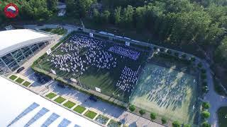 Summer Camp KWU - SKY DRONE 4K VIDEO by GETBIG.TV
