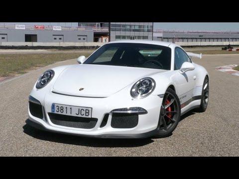 Espectacular prueba del Porsche 911 GT3 2015 en circuito - Drift - Autobild.es