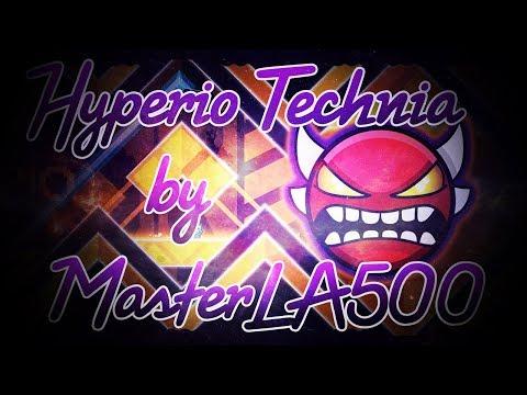 Hyperio Technia - by MasterLA500 and more - Insane demon ?