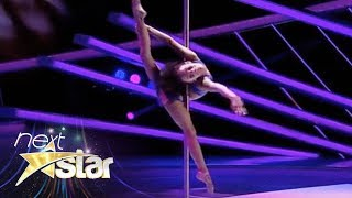 Video Emily Moskalenko, număr spectaculos de acrobație la bară download MP3, 3GP, MP4, WEBM, AVI, FLV Juli 2018