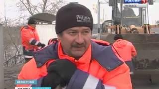 Кемерово прихорашивается к первомаю(, 2016-04-19T09:04:19.000Z)