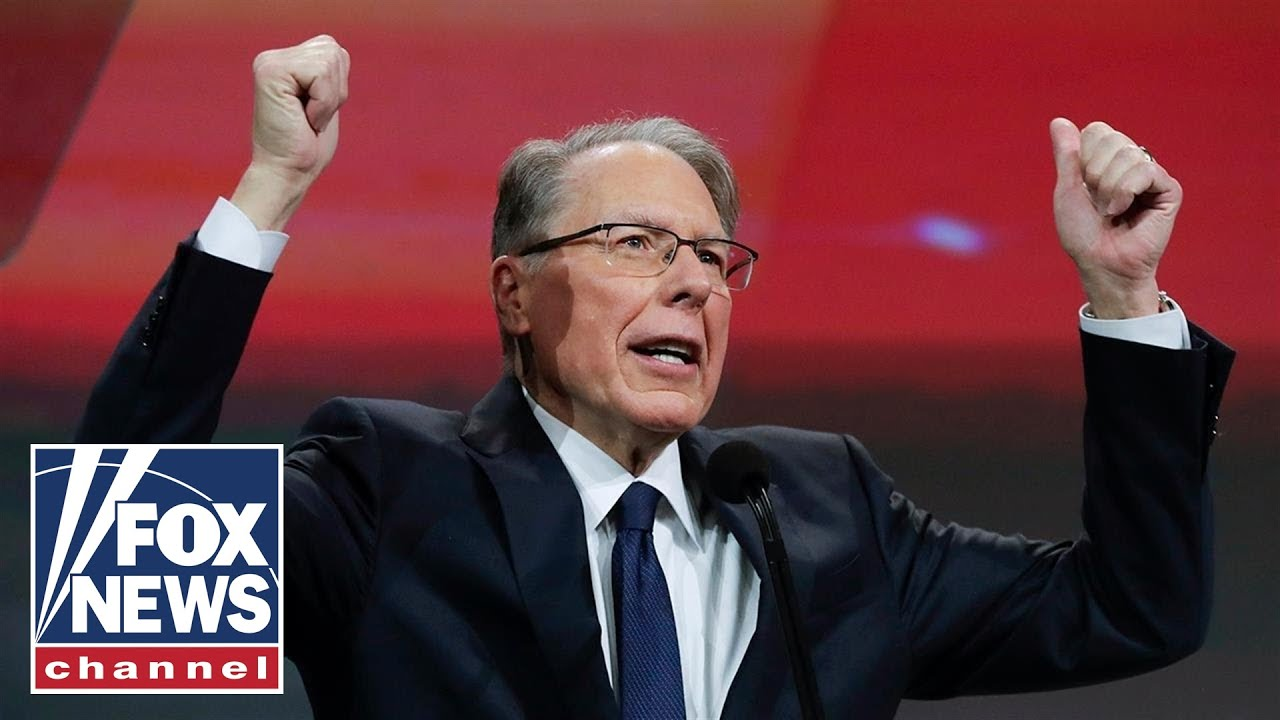 Wayne LaPierre allegedly used NRA as a 'personal piggy bank ...
