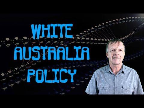 White Australia Policy 1901-1973