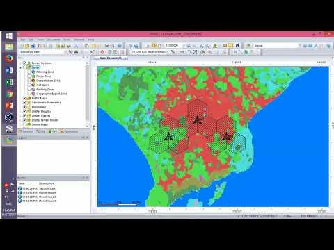 Perencanaan Jaringan CDMA2000 1xRTT SubUrban Menggunakan Software Atoll