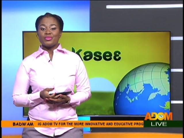 Badwam Intro on Adom TV (21-2-19)