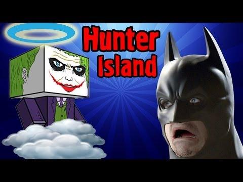 Святой Джокер и Дьявол БэтМен - Hunter Island - №4