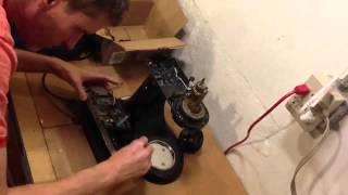 Replacing the Grease on my KitchenAid Mixer