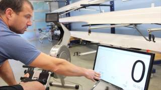 RP3 Rowing: Using The Peak Force To Gain Speed