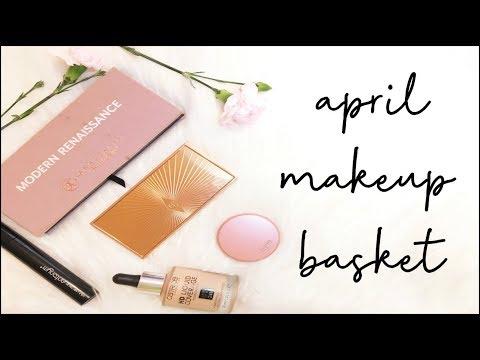 MAKEUP BASKET + PROJECT PAN : April Update