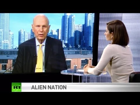 Former Canadian Defense Minister Says Aliens Are Real Baby