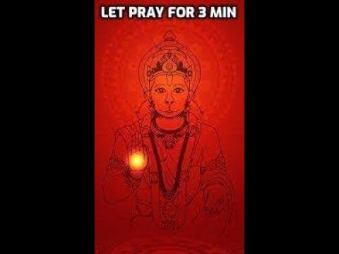 Lord Hanuman chalisa Pray 3 Min