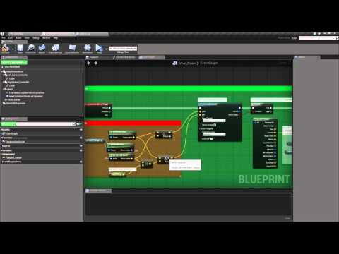 Vive + Unreal 4.11 - 4.12.5 Template Walkthrough