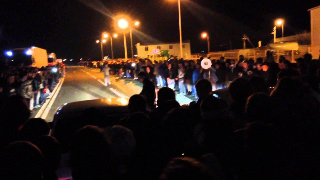 Nissan GT-R vs злая Ваз 2107 Краснодар часть 1. - YouTube