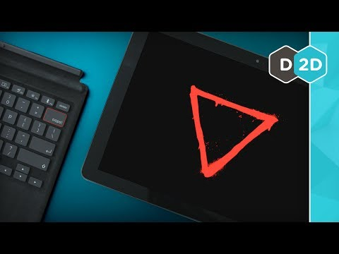 Eve V - Cheaper And Better Than The Surface Pro?