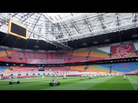 Ajax Amsterdam ArenA Stadium Tour 2016 HD 1080p