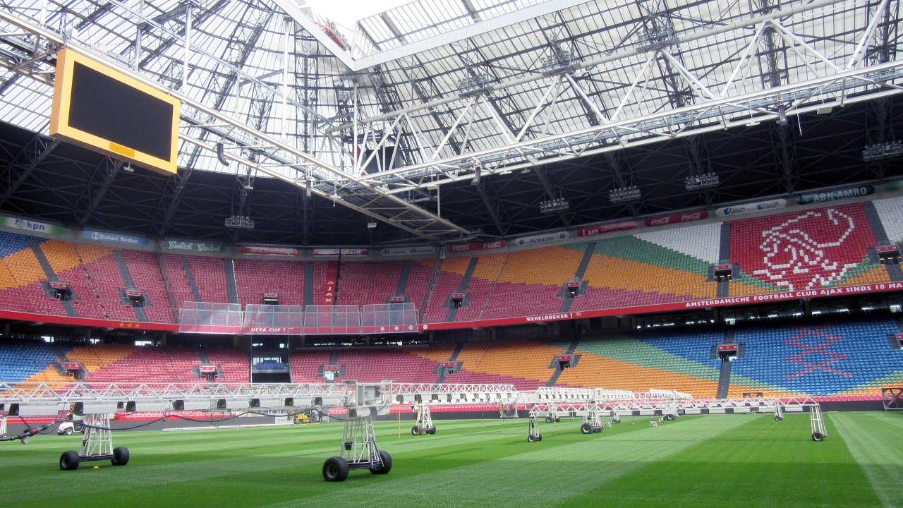Amsterdam Arena Tour
