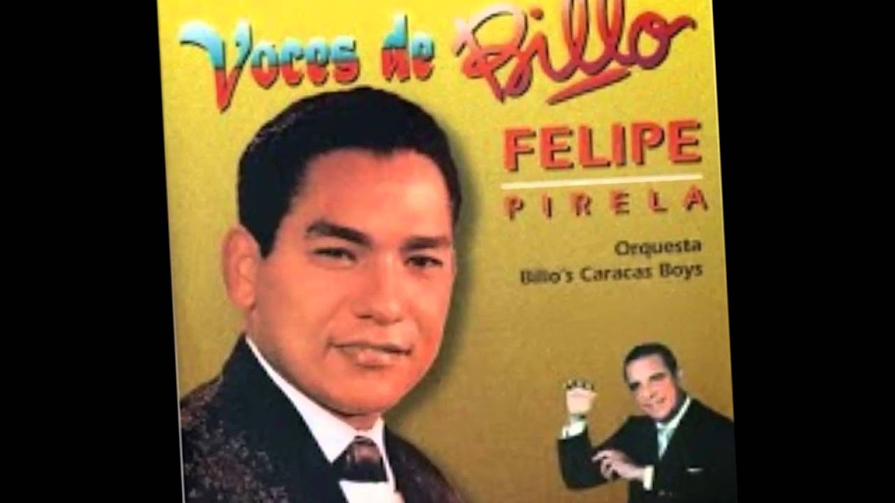 POR ENCIMA DE TODO . FELIPE PIRELA, BILLOS CARACAS - YouTube Felipe Pirela