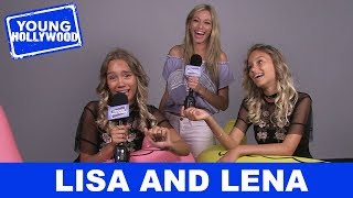 Do Musical.ly Stars Lisa & Lena Have Twin Telepathy?!
