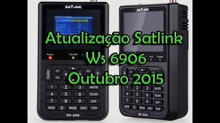 Nova Atualização satlink ws 6906 Tp corrigida mensalmente