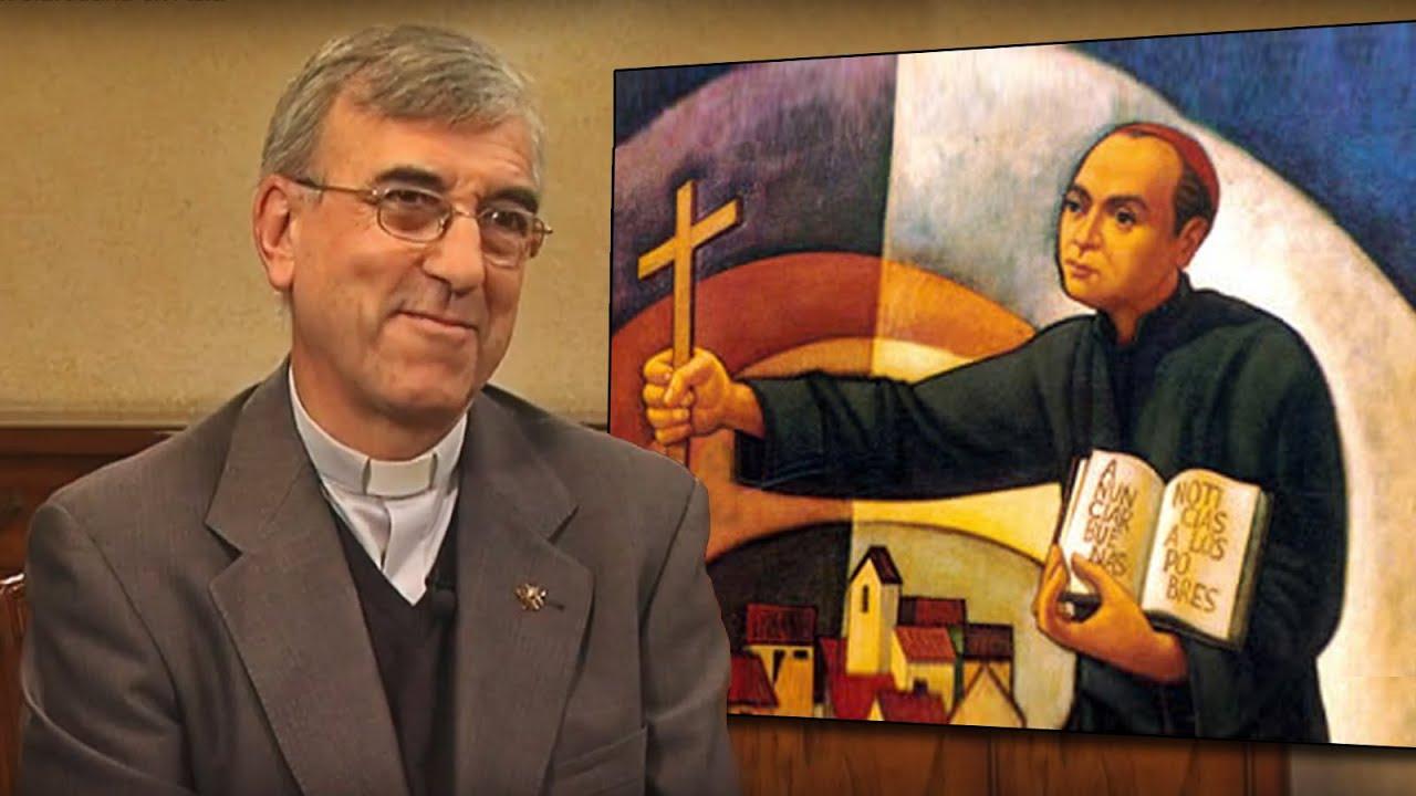 P. José María Abella Batlle CMF, Superior General de los Misioneros Claretianos