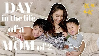A DAY IN THE LIFE OF A MOM OF 2 | Mel Datugan