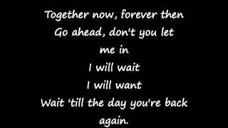 Haim - Let Me Go (lyrics)