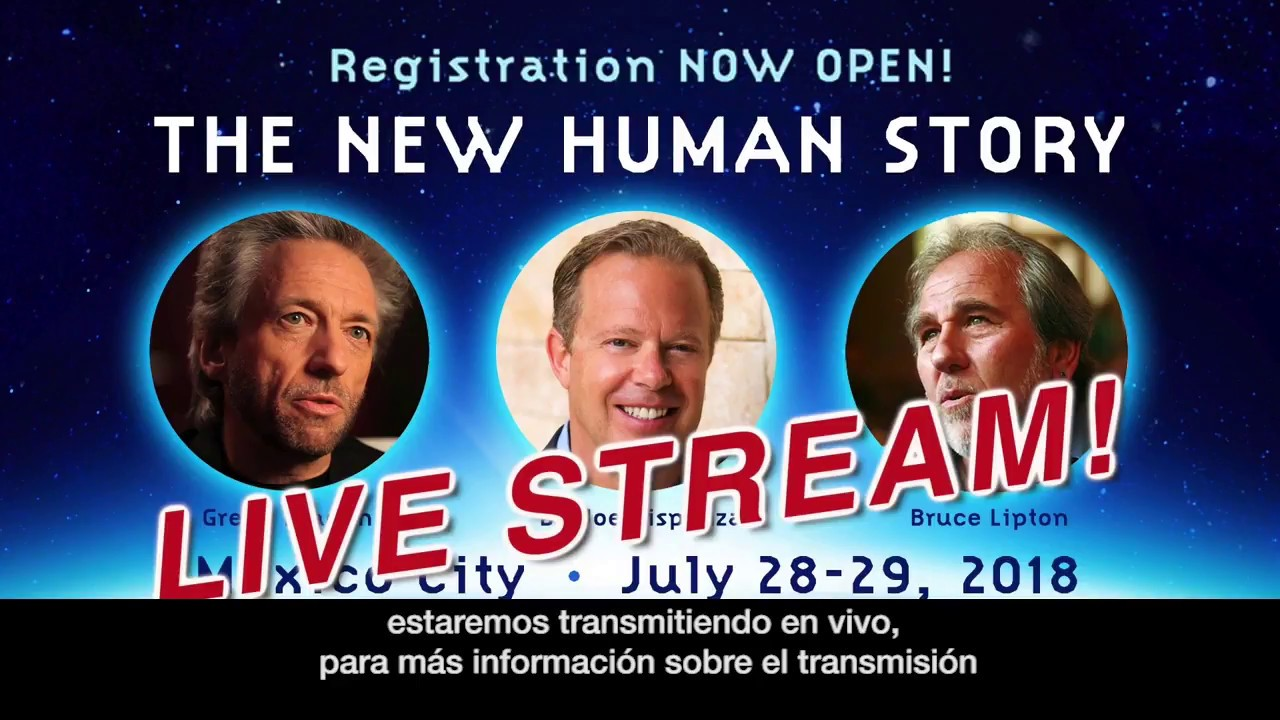 The new human story