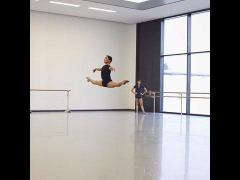 Ballet Variation Satanella (Le Carnaval de Venise), Matheus Vaz