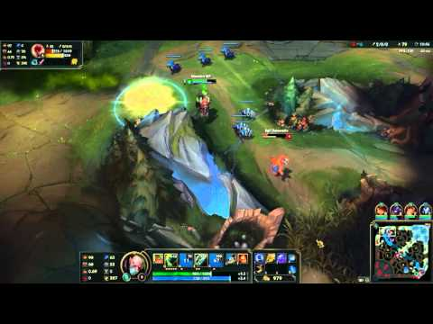 how to find kda league of legends