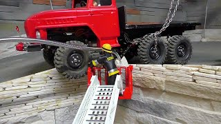 HEAVY  ACCIDENT!!! The next Black Day on RC Carrara World!