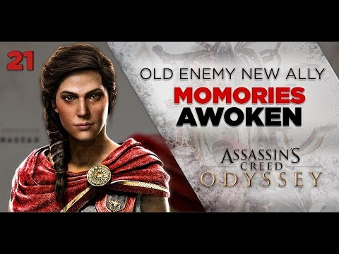 Assassins Creed Odyssey Gameplay   OLD ENEMY NEW ALLY - Memories Awoken [21] 1