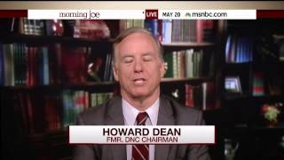 Howard Dean: No Surprise No One Can Name Hillary Accomplishments, People Couldn