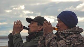 Охота на пролетного гуся в Центральной Якутии