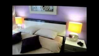 Luxury 1 Bedroom Holiday  Apartment 2405, at Bay Central,  with Full Marina & Partial Sea View.wmv