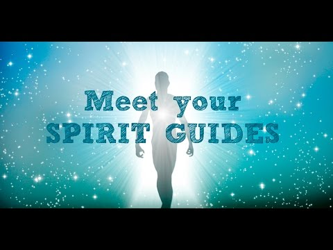 Powerful Guided Meditation | Meet Your Spirit Guide(s)