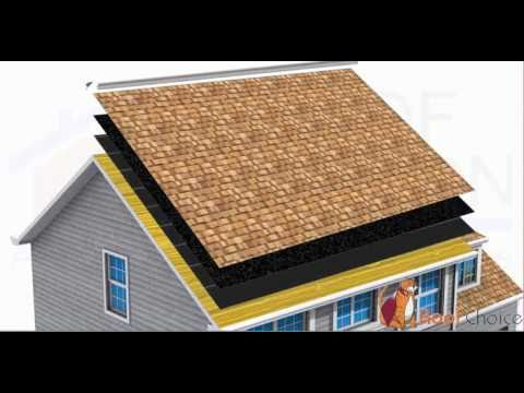 Roofing Materials - Components of a Proper Roofing System