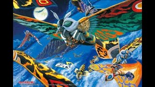 Mothra Song 3: The March Battle Theme