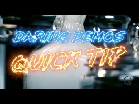 Daring Demos Quick Tips HCFA Demo Environment