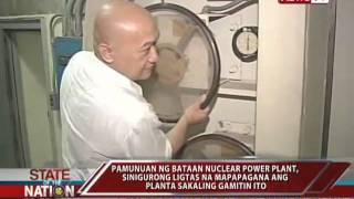 SONA - Revisiting the Bataan Nuclear Power Plant 03/14/11